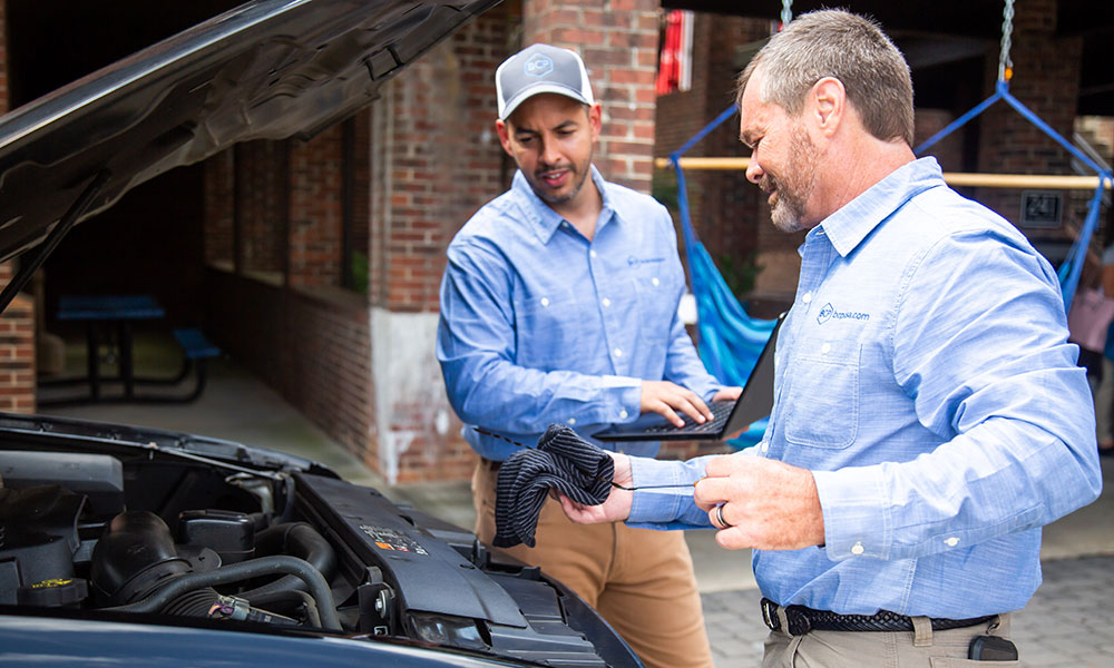 Omni Channel Service Solution at Better Car People (BCP)